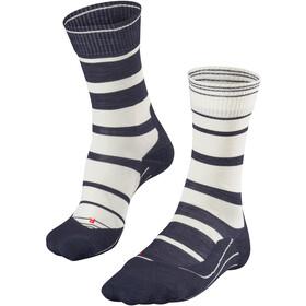Falke W's TK 5 Stripe Trekking Socks Marine
